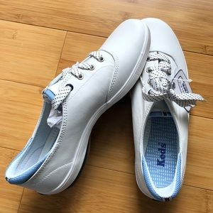 Keds Electro CVO in white sz 7. NEW in the box!